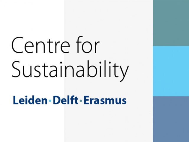 Centre for Sustainability - LDE